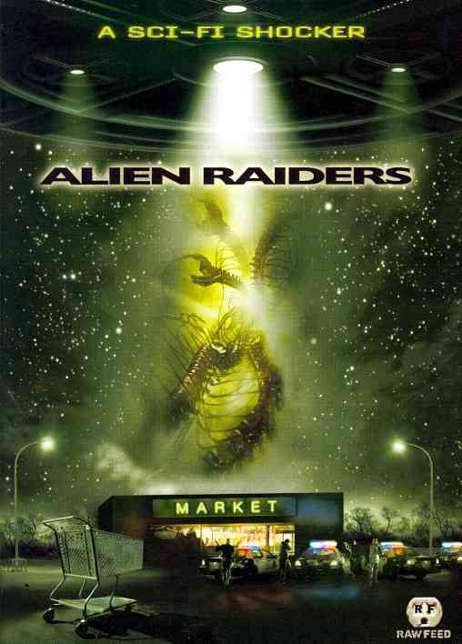 ALIEN RAIDERS (RAW FEED SERIES) BY HUDSON,KEITH (DVD)